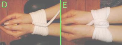 bondage knoten anleitung